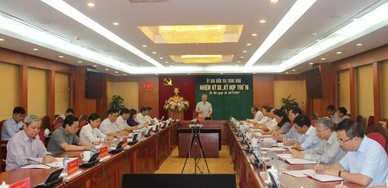 Xem xét, thi hành kỷ luật Thứ trưởng Hồ Thị Kim Thoa ảnh 1