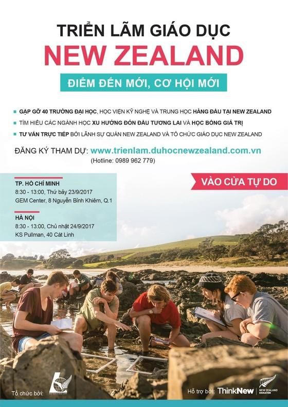 Triển lãm Giáo dục New Zealand 2017  ảnh 1