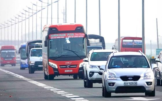 Cao tốc TPHCM - Trung Lương biến thành đường tránh ảnh 2