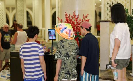 """Đua nhau """"check in"""" tại khách sạn áp dụng công nghệ nhân dạng đầu tiên tại Việt Nam ảnh 3"""
