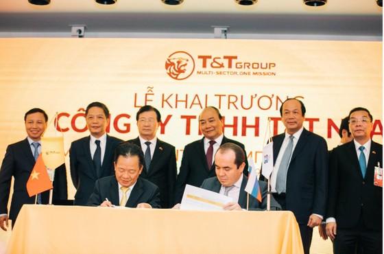 Tập đoàn T&T Group lập công ty con tại Nga ảnh 3