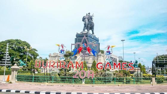 King's Cup 2019: Bừng sáng Buri Ram ảnh 1