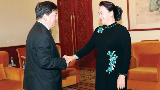 Phát huy và làm phong phú nội hàm quan hệ Việt Nam - Trung Quốc  ảnh 1