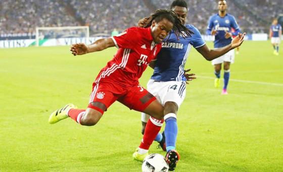 Renato Sanches đã gặp nhiều khó khăn trong mùa bóng đầu tiên khoác áo Bayern Munich