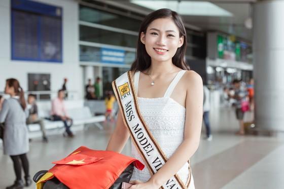 Đỗ Trịnh Quỳnh Như đại diện Việt Nam dự thi Miss Model of the World 2017 ảnh 1