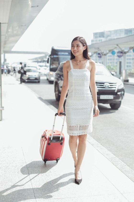 Đỗ Trịnh Quỳnh Như đại diện Việt Nam dự thi Miss Model of the World 2017 ảnh 3