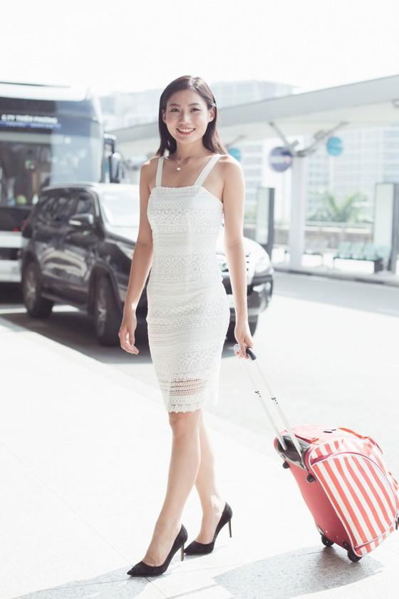 Đỗ Trịnh Quỳnh Như đại diện Việt Nam dự thi Miss Model of the World 2017 ảnh 4