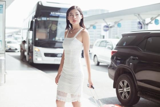 Đỗ Trịnh Quỳnh Như đại diện Việt Nam dự thi Miss Model of the World 2017 ảnh 5