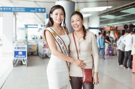 Đỗ Trịnh Quỳnh Như đại diện Việt Nam dự thi Miss Model of the World 2017 ảnh 7
