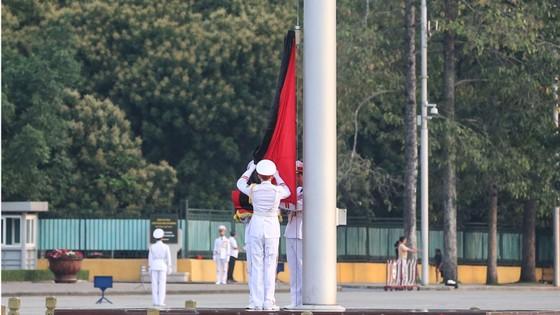 Lễ viếng nguyên Thủ tướng Phan Văn Khải tại Hà Nội ảnh 3