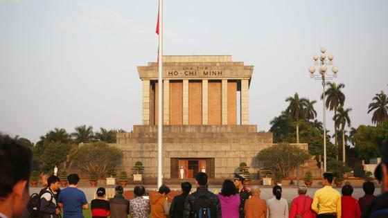Lễ viếng nguyên Thủ tướng Phan Văn Khải tại Hà Nội ảnh 11