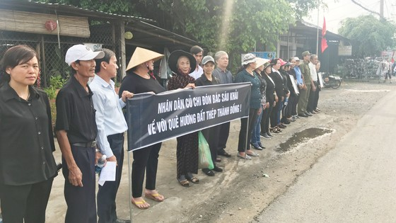 Đông đảo các tầng lớp nhân dân đưa tiễn nguyên Thủ tướng Phan Văn Khải ảnh 45