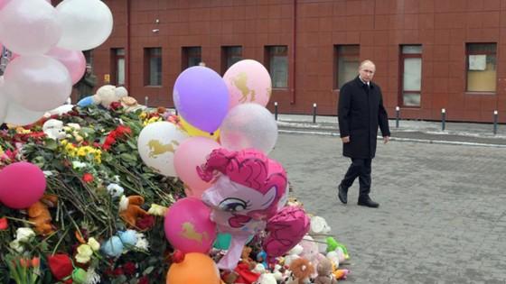 Vụ cháy trung tâm thương mại ở Nga: Nguyên nhân là do bất cẩn ảnh 4