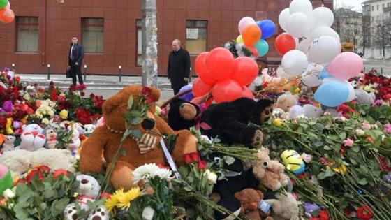 Vụ cháy trung tâm thương mại ở Nga: Nguyên nhân là do bất cẩn ảnh 3