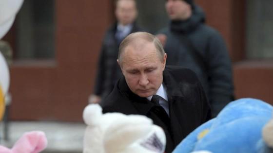 Vụ cháy trung tâm thương mại ở Nga: Nguyên nhân là do bất cẩn ảnh 2