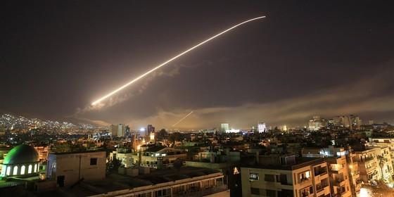 Nhiều nước lên án vụ tấn công Syria của liên quân Mỹ, Anh, Pháp ảnh 1