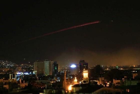 Nhiều nước lên án vụ tấn công Syria của liên quân Mỹ, Anh, Pháp ảnh 2