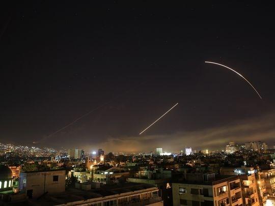 Nhiều nước lên án vụ tấn công Syria của liên quân Mỹ, Anh, Pháp ảnh 4