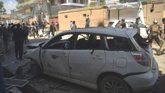 Đánh bom liều chết tại trung tâm đăng ký bầu cử ở Afghanistan, 85 người thương vong ảnh 3