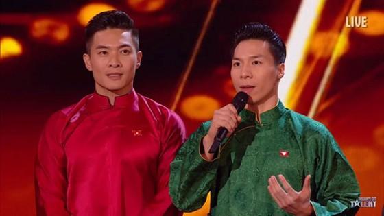 Quốc Cơ, Quốc Nghiệp vào chung kết Britain's Got Talent 2018 ảnh 1