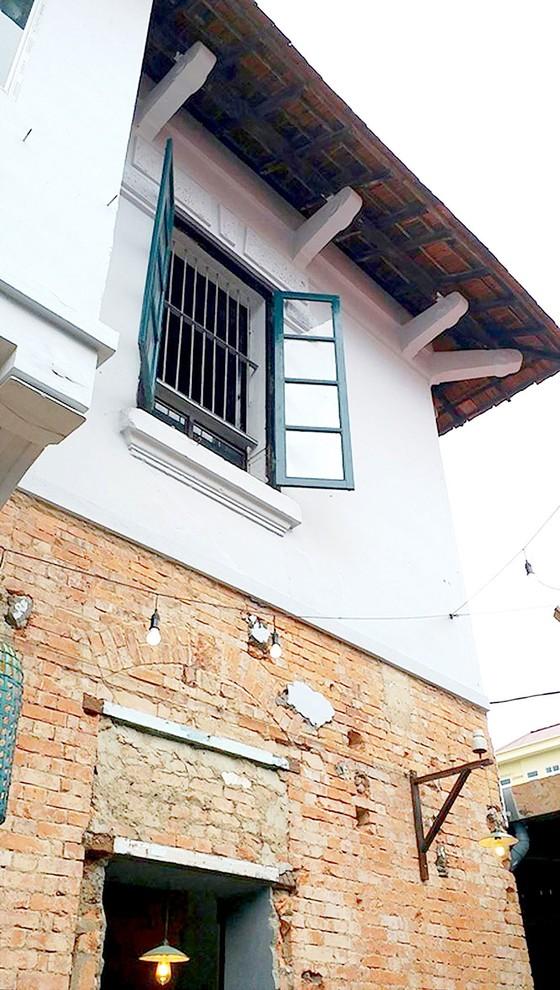 Biệt thự cổ kiến trúc Pháp tại Huế bị xâm hại nghiêm trọng ảnh 1