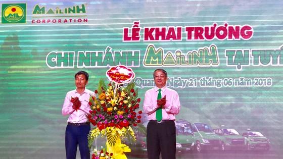 25 năm phát triển tập đoàn Mai Linh – mở mạng lưới tới 63 tỉnh, thành trong cả nước ảnh 1