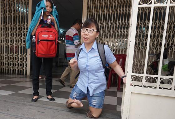 Thí sinh khuyết tật và ước mơ đến giảng đường ảnh 1