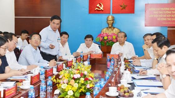 Phó Thủ tướng Thường trực kiểm tra công tác cải cách hành chính tại TPHCM ảnh 1