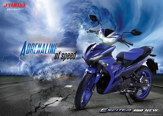 Yamaha Việt Nam ra mắt Exciter 150 mới ảnh 1