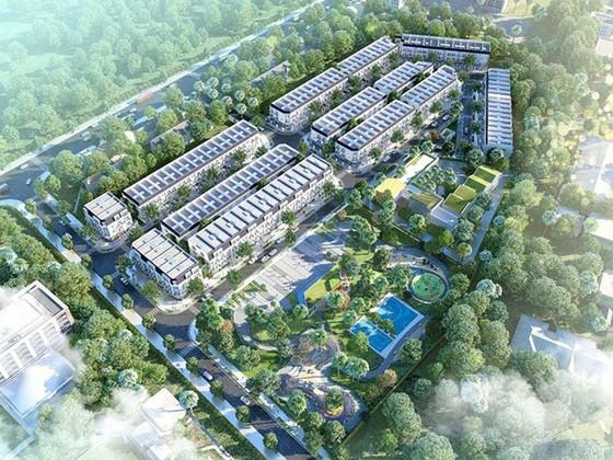 Chi 759 tỷ đồng DRH Holdings tung dự án phức hợp thương mại và y tế đầu tiên tại khu Đông ảnh 1