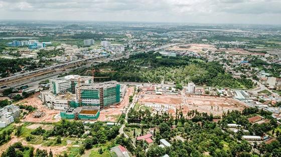 Chi 759 tỷ đồng DRH Holdings tung dự án phức hợp thương mại và y tế đầu tiên tại khu Đông ảnh 5