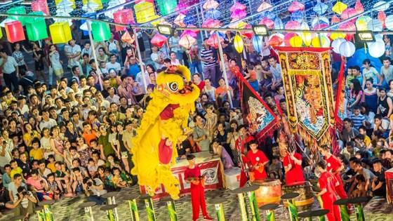 Mãn nhãn những màn trình diễn lân sư rồng tại Sun World Danang Wonders ảnh 1
