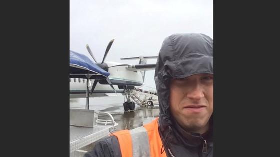 Mỹ công bố danh tính đối tượng đánh cắp máy bay ở Seattle ảnh 1