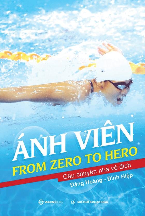 Ra mắt sách về Ánh Viên và bơi lội Việt Nam ảnh 1