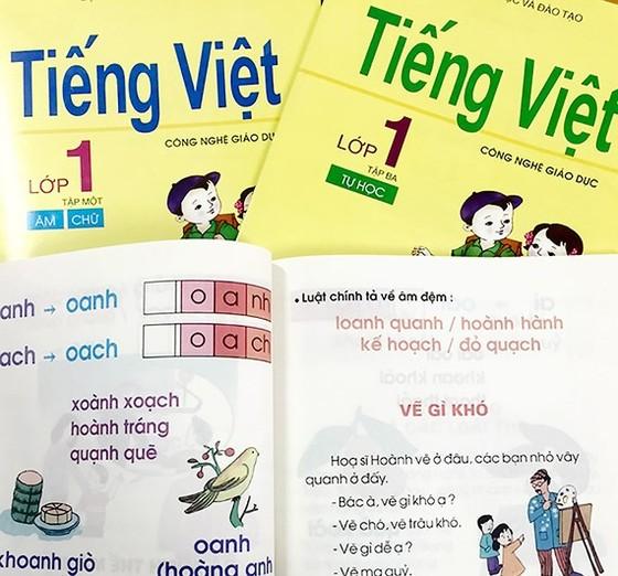 Đánh vần tiếng Việt theo sách Công nghệ giáo dục: Vì sao gây tranh cãi? ảnh 2