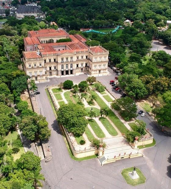 Bảo tàng quốc gia 200 năm tuổi của Brazil bị thiêu rụi ảnh 6
