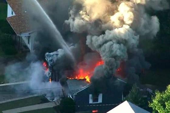 Hàng chục vụ nổ khí gas ở ngoại ô TP Boston, 1 người thiệt mạng, 12 người bị thương ảnh 16