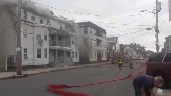 Hàng chục vụ nổ khí gas ở ngoại ô TP Boston, 1 người thiệt mạng, 12 người bị thương ảnh 8