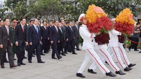 Lãnh đạo TPHCM tiếp Bộ trưởng Bộ Ngoại giao Trung Quốc ảnh 3