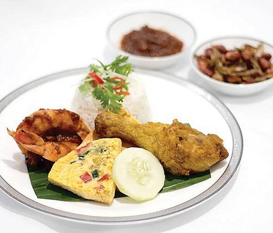 Cả châu lục gói gọn trong căn bếp của Singapore  ảnh 1