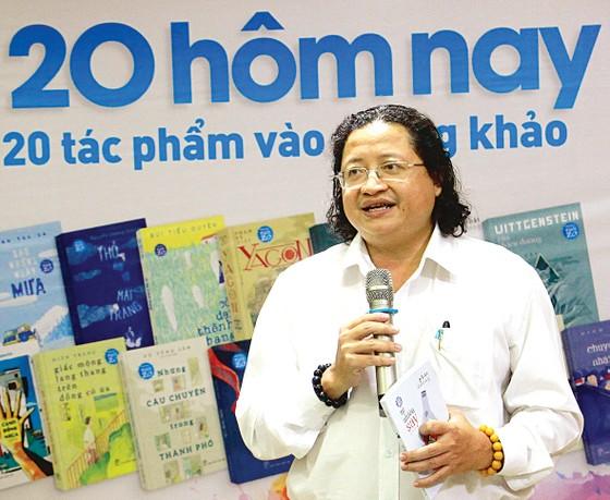 Giám đốc - Tổng biên tập NXB Trẻ Nguyễn Minh Nhựt: Áp dụng công nghệ vào xuất bản là yêu cầu cấp thiết ảnh 1