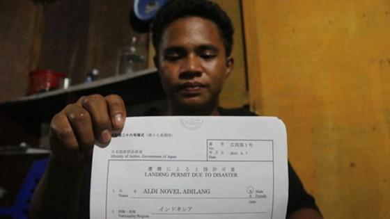 Thiếu niên Indonesia được giải cứu sau 49 ngày trôi dạt trên biển ảnh 5