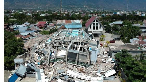 Số người chết vì động đất, sóng thần Indonesia tăng lên hơn 1.200 người ảnh 22