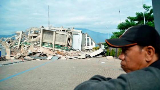 Số người chết vì động đất, sóng thần Indonesia tăng lên hơn 1.200 người ảnh 16