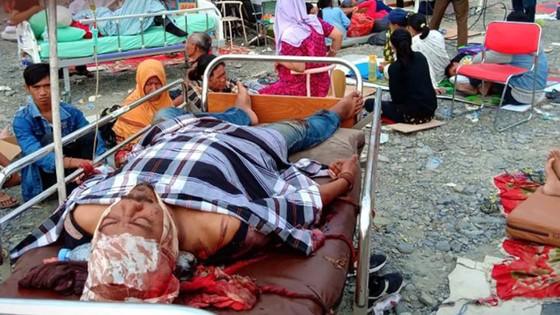 Số người chết vì động đất, sóng thần Indonesia tăng lên hơn 1.200 người ảnh 15
