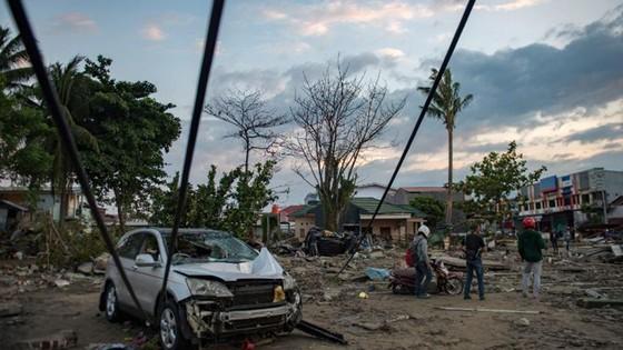 Số người chết vì động đất, sóng thần Indonesia tăng lên hơn 1.200 người ảnh 13