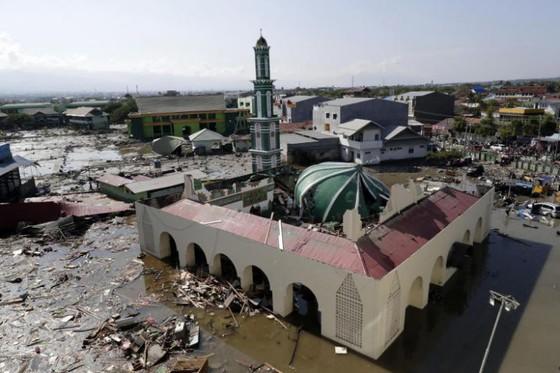 Số người chết vì động đất, sóng thần Indonesia tăng lên hơn 1.200 người ảnh 11