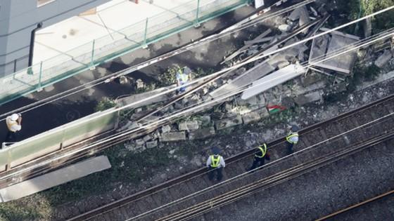 Bão Trami đổ bộ Nhật Bản, 2 người chết, hơn 150 người bị thương ảnh 4