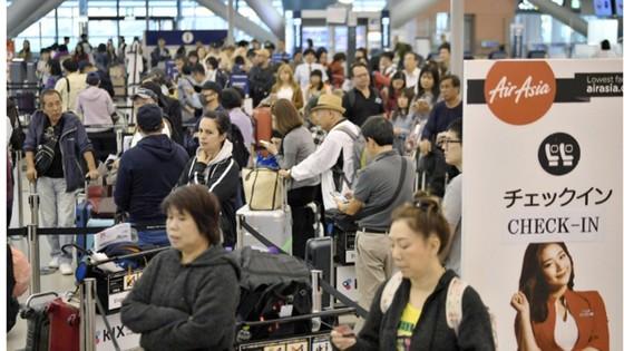 Bão Trami đổ bộ Nhật Bản, 2 người chết, hơn 150 người bị thương ảnh 5