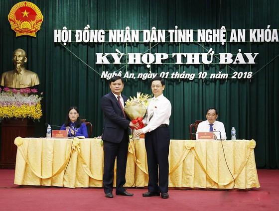 Ông Thái Thanh Quý được bầu giữ chức Chủ tịch UBND tỉnh Nghệ An ảnh 1